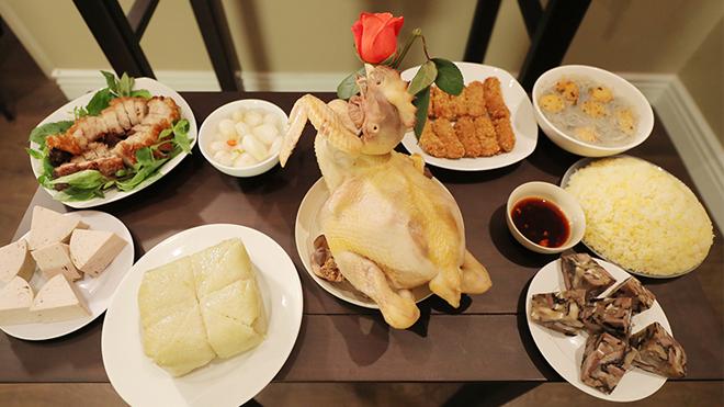 Mâm cỗ ngày Tết 3 miền Bắc Trung Nam, nét văn hóa 'chảy' theo chiều dài đất nước