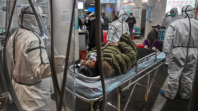 Dịch viêm đường hô hấp cấp do virus corona: Cảnh báo nguy cơ truyền nhiễm qua đường tiêu hóa