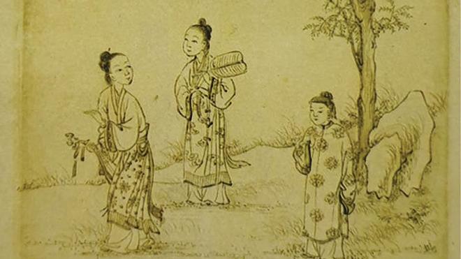 Giới thiệu bản Truyện Kiều chép tay của Hoàng gia triều Nguyễn