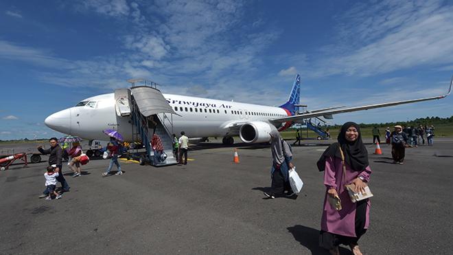 Hơn 50 người trên máy bay của Indonesia bị mất liên lạc