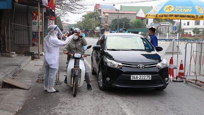 TP Hồ Chí Minh: Cách ly ngay những du khách sốt trên 37,5 độ