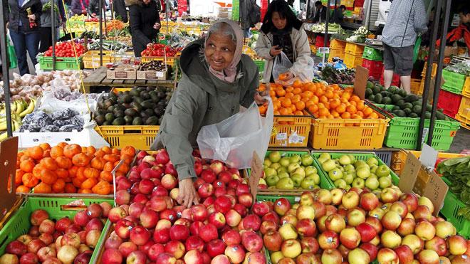 Chỉ số giá lương thực thế giới tăng lên mức cao nhất từ năm 2014