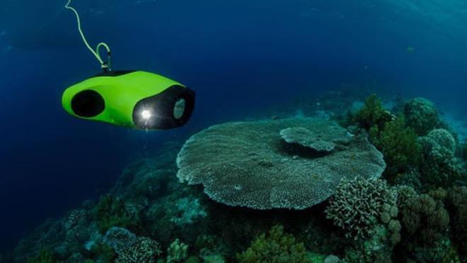 Trung Quốc phát triển robot mềm phục vụ thám hiểm dưới biển sâu