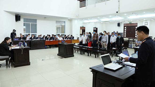 Nguyên Tổng Giám đốc TISCO Trần Trọng Mừng bị phạt 9 năm 6 tháng tù
