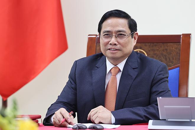 Phân công công tác của Thủ tướng và các Phó Thủ tướng Chính phủ, Thủ tướng, Thủ tướng Phạm Minh Chính