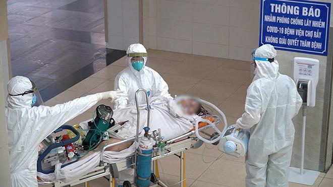TP HCM thiết lập Trung tâm hồi sức cấp cứu tại Bệnh viện dã chiến số 13