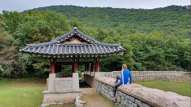 Thành phố nhỏ Mungyeong ở Hàn Quốc đón lượng du khách 'khủng' bất chấp dịch Covid-19