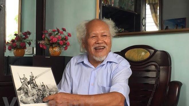 Vĩnh biệt nhà báo chiến trường Hứa Kiểm (1938-2021)!