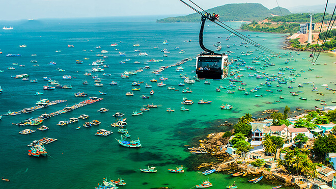 Bộ Giao thông Vận tải đồng ý thí điểm đón khách du lịch đến Phú Quốc