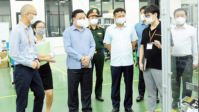 Bí thư Hà Nội: Giãn cách xã hội phải quyết liệt như 'mệnh lệnh thời chiến'