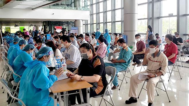Ghi nhận các ca dương tính với SARS-CoV-2 tại Vĩnh Phúc, Quảng Ngãi, Hòa Bình