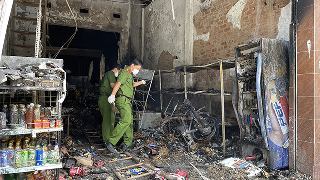 Vụ cháy làm 5 người tử vong tại Bình Dương: Xác định nguyên nhân ban đầu