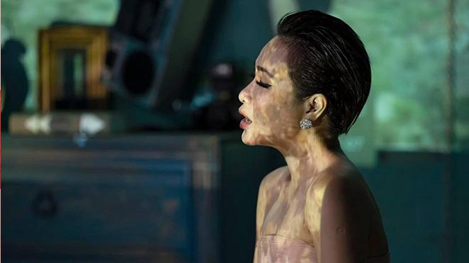 Uyên Linh hát lại hit 'Khi giấc mơ về' của Phương Thanh