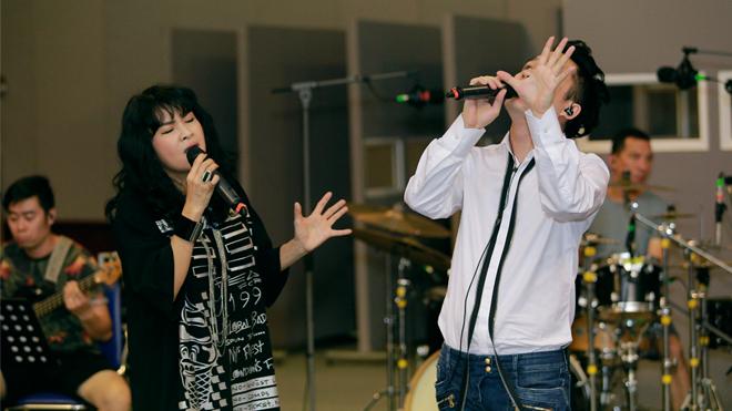 Nhạc sĩ Quốc Trung: Thanh Lam hát hay hơn vì đã bớt... điên