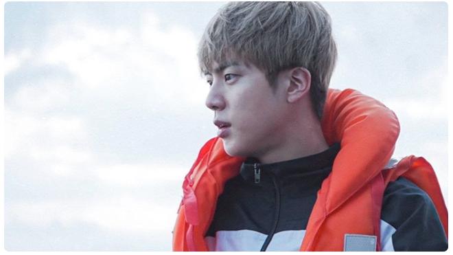 Jin BTS, mặt mộc của Jin BTS, vlog của BTS, ARMY