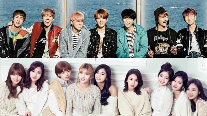 5 nhóm nhạc Kpop nổi tiếng nhất tại Nhật hiện nay: BTS và Twice 'thống trị', Blackpink mất hút