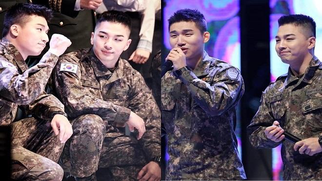 Bigbang, Taeyang và Daesung xuất ngũ, Bigbang tái xuất, TOP, G-Dragon