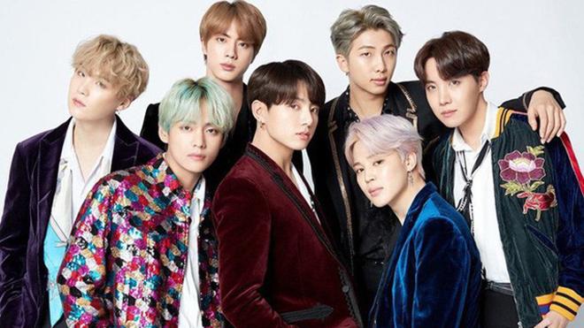 BTS được Variety trao danh hiệu Nhóm nhạc của năm 2019