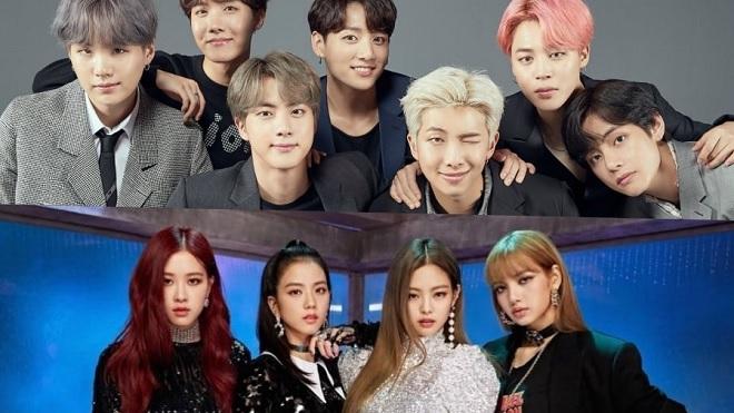 BTS thống trị, Blackpink là nhóm nữ duy nhất có mặt trong top 10 nghệ sĩ Kpop nổi tiếng nhất Twitter