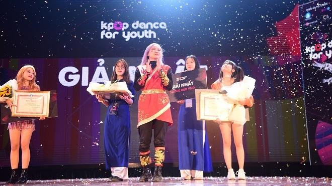 Bùng nổ Chung kết Kpop Dance For Youth 2019