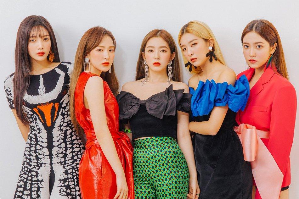 Twice, Blackpink, Red Velvet, bảng xếp hạng nhóm nữ