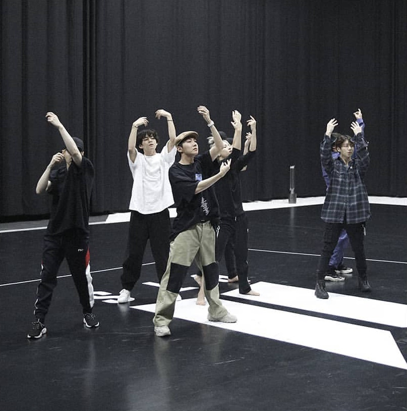 BTS, Black Swan, album mới của BTS