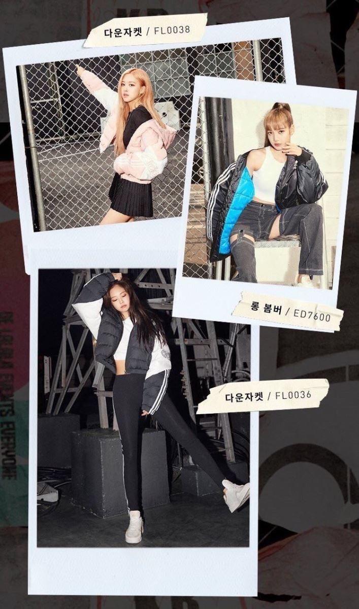 Blackpink, Jisoo, Jennie, Lisa, Rosé, Adidas, Jisoo bị đối cử bất công