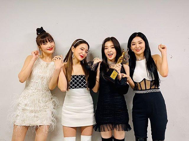 Red Velvet, Irene, Irene Damiani, Bonsang 2020