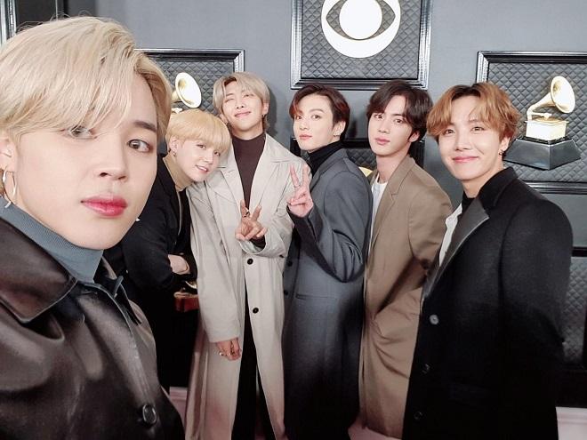 BTS, RM, V, ảnh BTS, BTS 2020