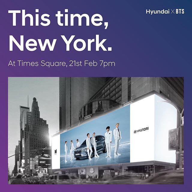 BTS, Map Of The Soul: 7, Lịch trình của BTS, tuần lễ BTS, sự kiện BTS, BTS 2020, MV ON