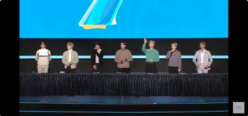 BTS, họp báo toàn cầu của BTS, Map Of The Soul:7, Jin, BTS nhập ngũ
