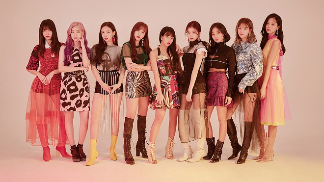 Twice, twice 2020, jyp entertainment, ariana grande, taylor swift, 9 thành viên twice
