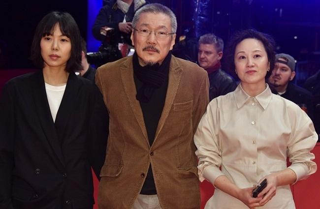 Chú thích liên hoan phim quốc tế berin, hong sang soo, kim min hee, the woman who ran, ký sinh trùng, điện ảnh hàn quốc, đạo diễn ngoại tình