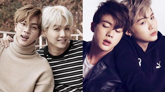 BTS, Jin, Suga, RM, Jungkook,Jimin, V, J-Hope, chó của BTS, BTS funny