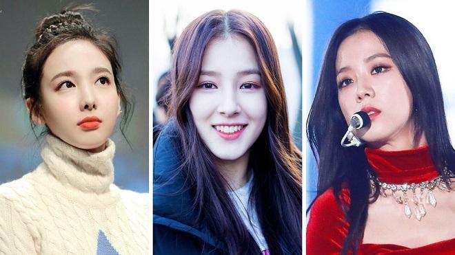 Jisoo Blackpink, Twice, Nancy... góp mặt trong BXH 10 nữ thần tượng đẹp nhất Kpop