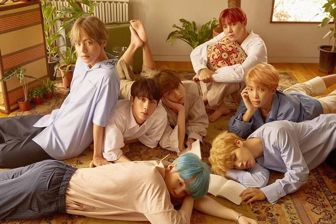 BTS, Suga bts, nhà tiên tri suga, map7, mapoff the soul 7, On, Billboard, thành tích của BTS