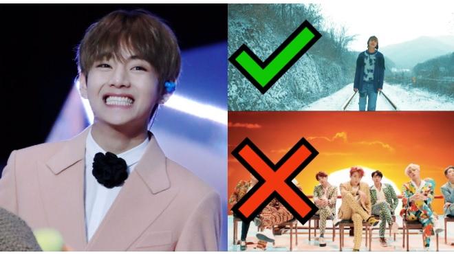 V BTS từng thể hiện tình yêu với 'Spring Day' vào thời điểm không thể 'tồi tệ' hơn