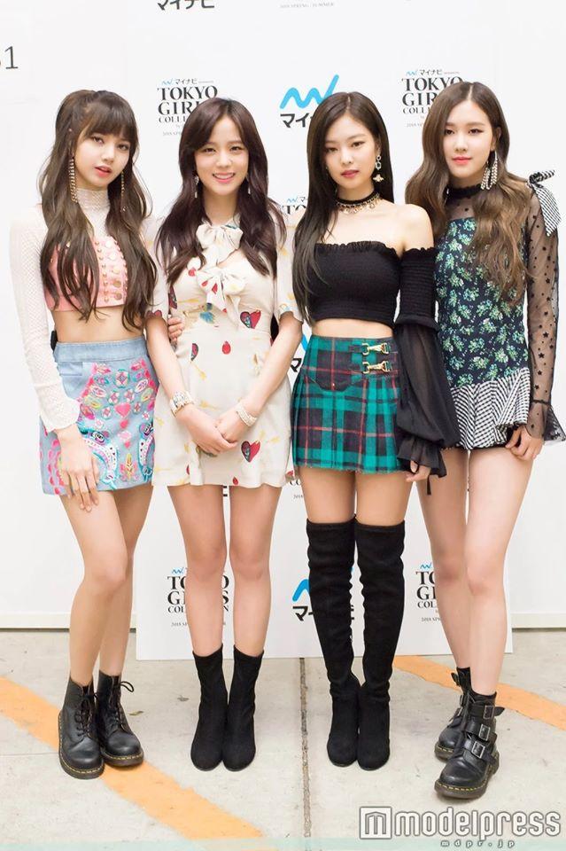 Blackpink, Jennie, Rose, Jisoo, Lisa, Blackpink Style, blackpink mặc xấu