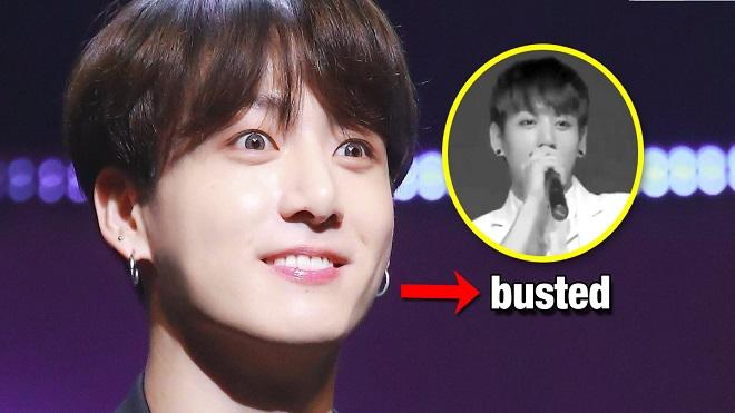 Jungkook BTS bị phát hiện 'nói dối' với bằng chứng không thể chối cãi