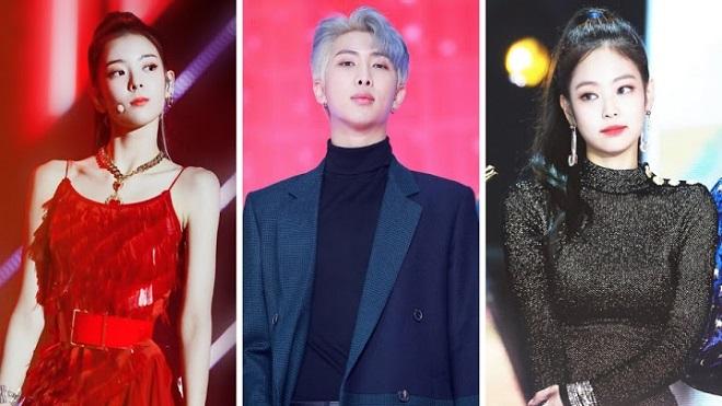 9 thần tượng Kpop thần thái 'chuẩn con nhà giàu': RM BTS, Jennie Blackpink, Mina Twice…