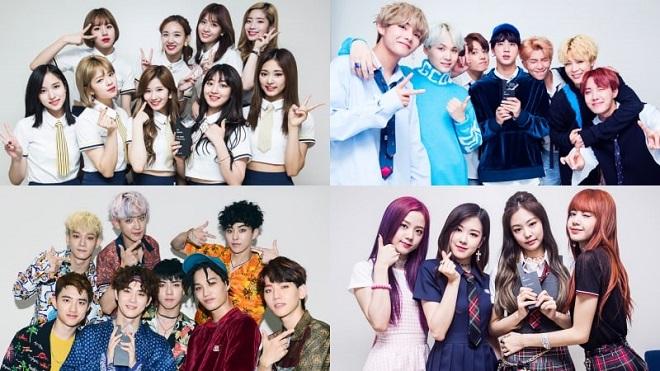 BTS, Blackpink, BTS Blackpink với 30 vũ đạo huyền thoại của Kpop, SNSD, bts, kpop, bts, blackpink, twice, snsd, exo, Bi Rain, Super Junior, SEVENTEEN, EXO, Twice