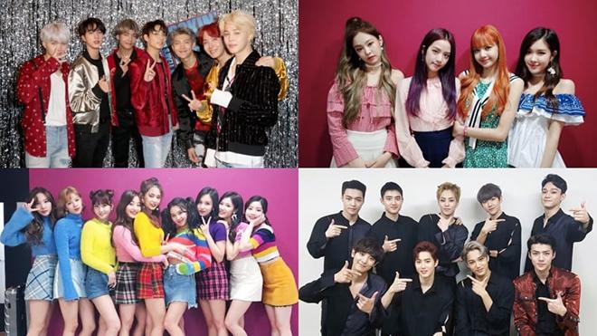 30 màn vũ đạo huyền thoại của Kpop: BTS, Blackpink, Twice...