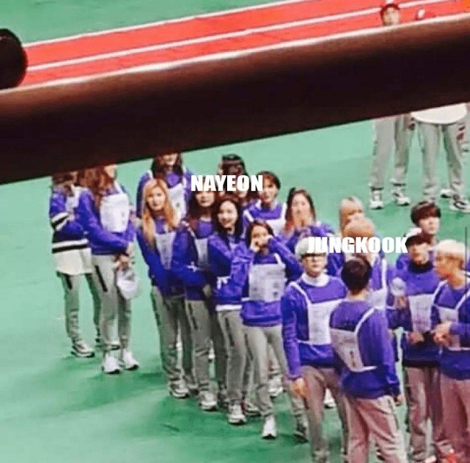 BTS, Twice, Jungkook, Nayeon, Nakook, bts hẹn hò, twice hẹn hò, Jungkook Nayeon hẹn hò, BTS hẹn hò, Twice, Jungkook BTS yêu Nayeon Twice, bts, twice, bạn gái BTS, Bts