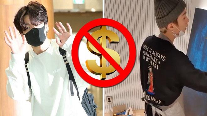 10 món đồ từ tủ quần áo của BTS mà fan có thể mua được