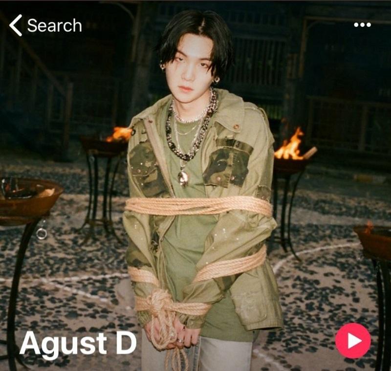 BTS, Suga, Agust D, Daechwita, jin, jungkook