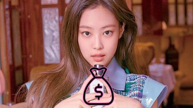 'Hết hồn' trước sự giàu có của Jennie Blackpink: Cô nàng thật sự kiếm được bao nhiêu tiền?