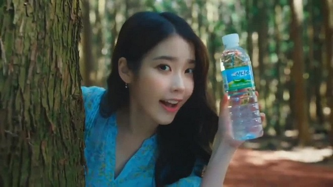 8 nữ hoàng quảng cáo của Kpop, jennie, irene, suzy, seolhyun, iu, naeun, hwasa, jennie hera, chungha, kpop gif, quảng cáo blackpink, jennie cf, irene damiani