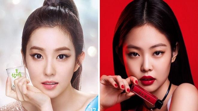 8 nữ hoàng quảng cáo của Kpop: Jennie Blackpink siêu hot, Irene đẹp vô thực