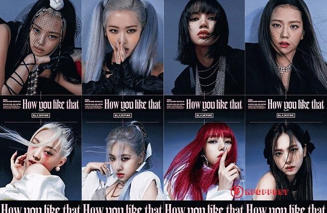 Blackpink, Jennie, Jisoo, Rosé, Lisa, show thực tế mới của Blackpink, blackpink 2020, blackpink how you like that