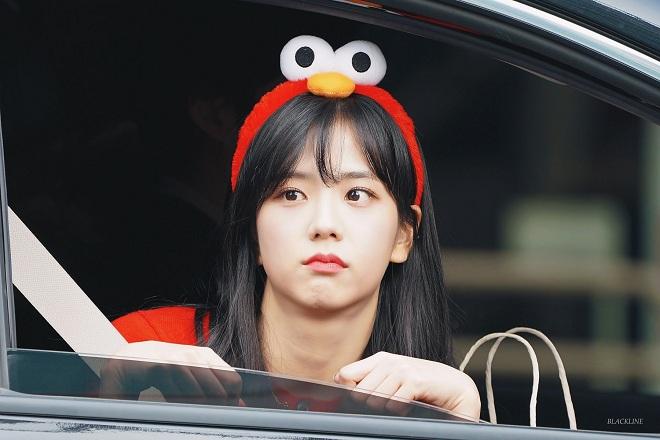 Blackpink, Jisoo, phong cách sao Kpop, Jisoo 2020, blackpink style, blacpink 2020, jisoo gif
